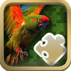 Fancy Jigsaw: Bird Watching