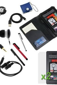 Accessories Bundle Kit for Amazon Kindle Fire