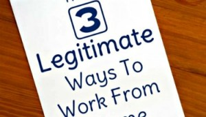 Three Legitimate Ways