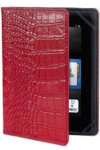 Verso Trends Darwin Croc Case for Kindle Fire HD 7