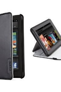 Incipio Kickstand Lightweight Case Cover with Stand for Kindle Fire