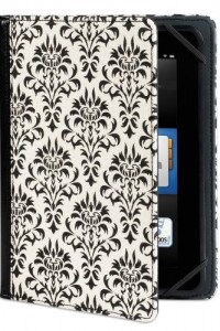 Verso Trends Versailles Damask Case for Kindle Fire HD