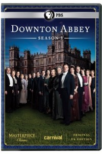 Masterpiece Classic: Downton Abbey Season 3 DVD