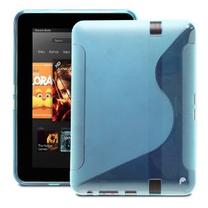 Fosmon DURA S Series TPU Case for Amazon Kindle Fire HD 7 Inch - Blue
