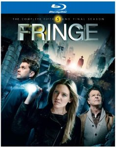 Pixelscroll TV Pick: Fringe: The Complete Fifth Season