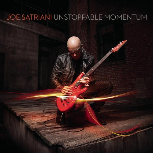 Pixelscroll Music Pick: Unstoppable Momentum by Joe Satriani