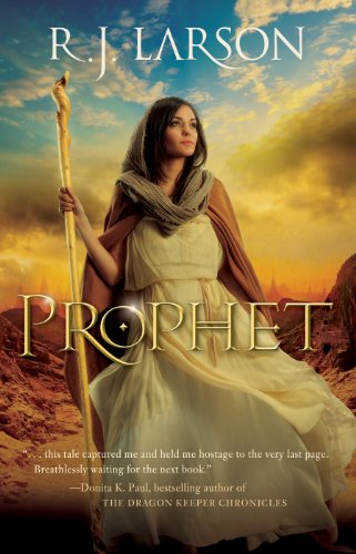Pixelscroll: Free & Bargain eBooks, Apps, Music, Movies & More! -- A HotZippy Website: Today's Readers for Tomorrow's Bestsellers! © -- Pixelscroll proudly presents: Prophet (Books of the Infinite Book #1) by R. J. Larson!