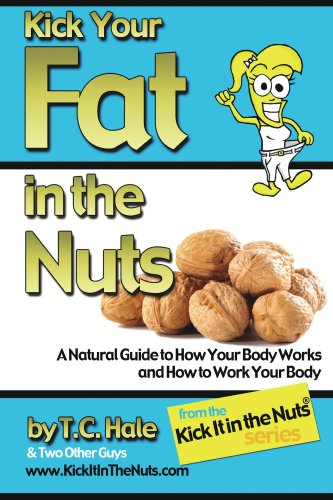 Pixelscroll: Free & Bargain eBooks, Apps, Music, Movies And more! -- A HotZippy Website: Today's Readers for Tomorrow's Bestsellers! © -- Pixelscroll proudly presents: Kick Your Fat in the Nuts by T.C. Hale!