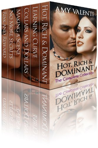 Pixelscroll: Free & Bargain eBooks, Apps, Music, Movies And more! -- A HotZippy Website: Today's Readers for Tomorrow's Bestsellers! © -- Pixelscroll proudly presents: Hot, Rich and Dominant - The Complete Collection by Amy Valenti!