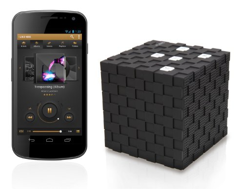 PLEMO Magic Cube Rechargeable Portable Bluetooth Wireless Speaker