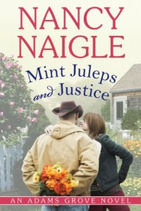 Mint Juleps and Justice (An Adams Grove Novel)