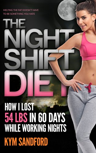 Pixelscroll: Free & Bargain eBooks, Apps, Music, Movies And more! -- A HotZippy Website: Today's Readers for Tomorrow's Bestsellers! © -- Pixelscroll proudly presents: The Night Shift Diet: How I Lost 54 lbs in 60 Days and Kept it Off While Living a Sedentary Lifestyle and Working Nights by Kym Sandford!