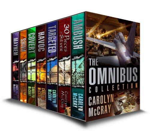 The Betrayed Series: Ultimate Omnibus Collection with EXCLUSIVE post-Shiva short story (The Complete Betrayed Series) by Carolyn McCray