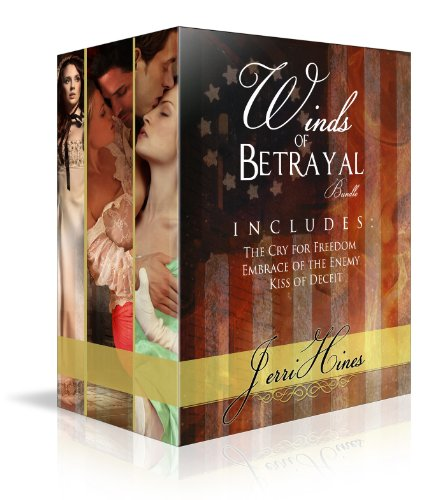 Winds of Betrayal Boxed Set by Jerri Hines
