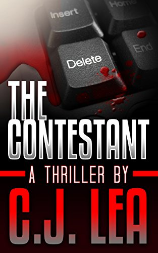 The Contestant (Crime thriller) by C.J. Lea