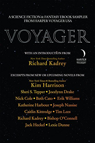 Voyager: A Science Fiction and Fantasy eBook Sampler From Harper Voyager US by Various Authors