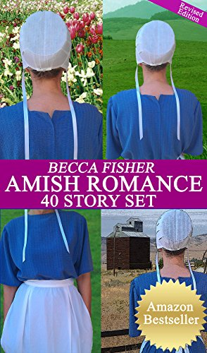 Becca Fisher Amish Romance 40 Story Set by Becca Fisher