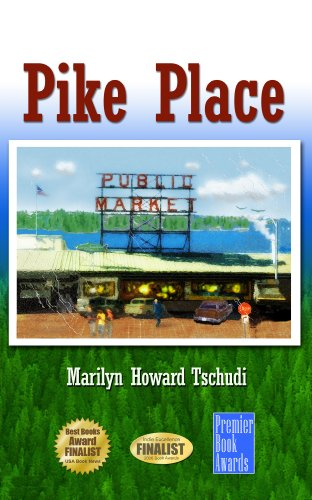 Pike Place by Marilyn Tschudi