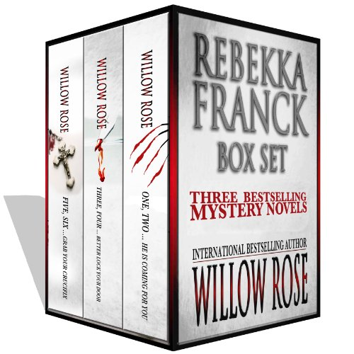 Rebekka Franck Series Box Set by Willow Rose