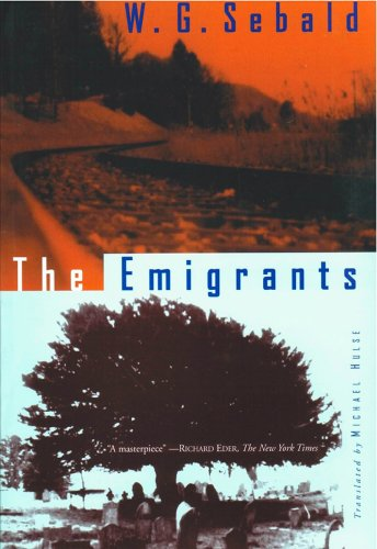 The Emigrants (New Directions Paperbook, 853) by Michael Hulse