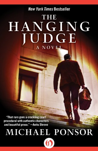 The Hanging Judge: A Novel by Michael Ponsor
