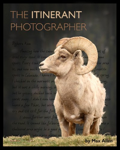 The Itinerant Photographer by Max Allen