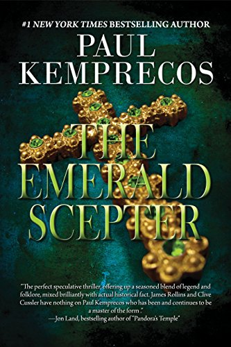 The Emerald Scepter by Paul Kemprecos