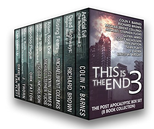 This is the End 3: The Post-Apocalyptic Box Set (8 Book Collection) by Various Authors