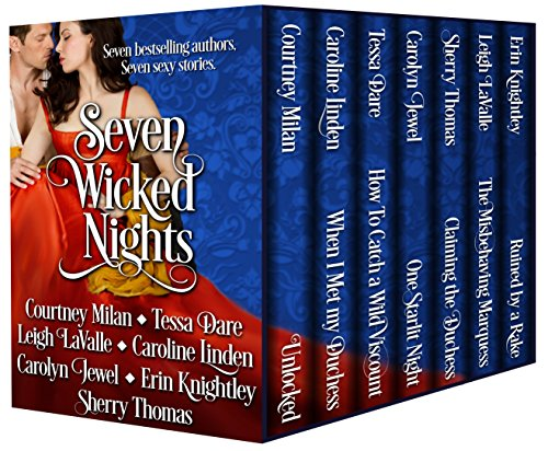 Seven Wicked Nights: A limited edition box set of sexy historical romance novellas by Various Authors