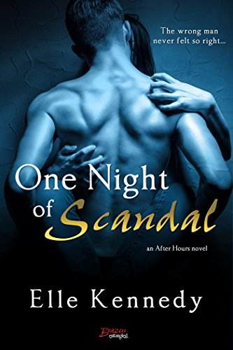 One Night of Scandal (an After Hours novel) (Entangled Brazen) by Elle Kennedy