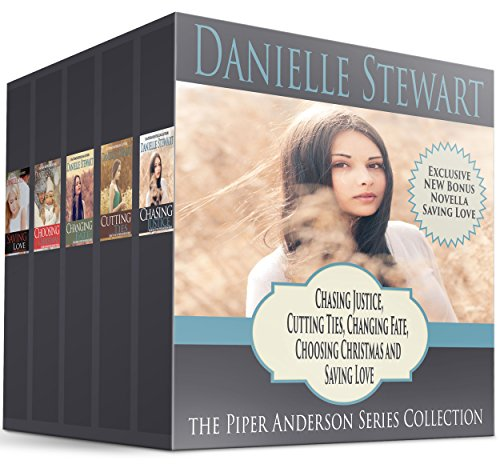 The Piper Anderson Series Collection by Danielle Stewart