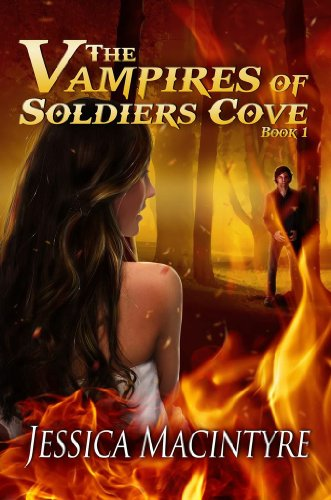 The Vampires of Soldiers Cove by Jessica MacIntyre