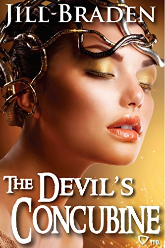 The Devil's Concubine (The Devil of Ponong series #1) by Jill Braden