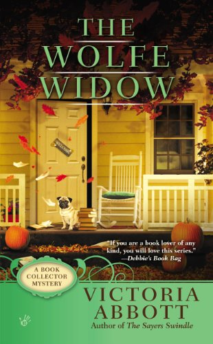 The Wolfe Widow (A Book Collector Mystery) by Victoria Abbott