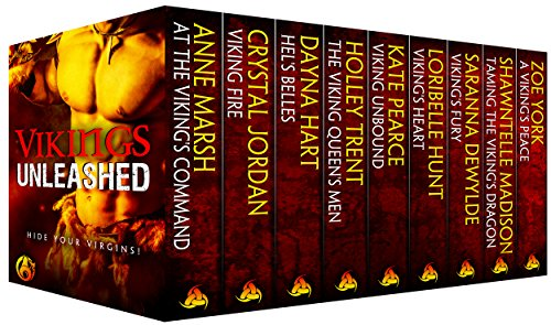 Vikings Unleashed: 9 modern Viking erotic romances by Various Authors