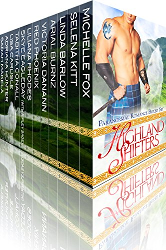 Highland Shifters: Paranormal Romance Boxed Set by Various Authors