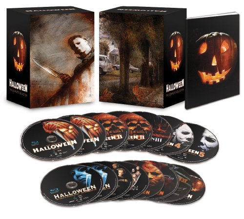Halloween: The Complete Collection Limited Deluxe Edition