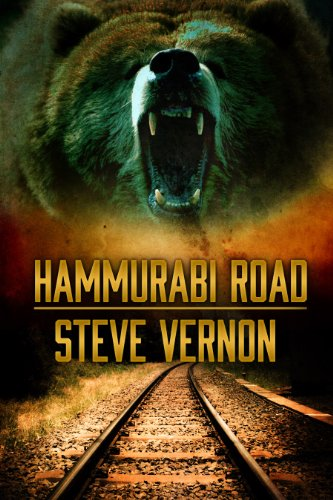 Hammurabi Road (Canadian Chills Book 1) by Steve Vernon