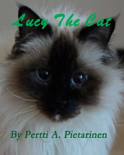 Lucy The Cat by Pertti Pietarinen
