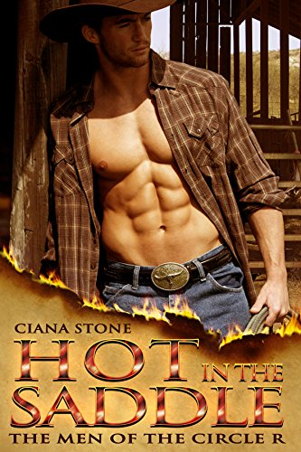 Hot in the Saddle: The Men of the Circle R by Ciana Stone
