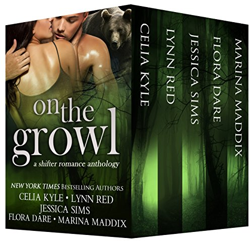 On the Growl: A Shifter Romance Anthology by Various Authors