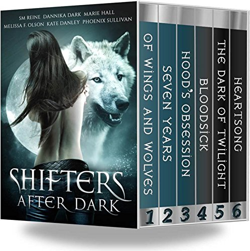Shifters After Dark Box Set: (6-Book Bundle) by Various Authors