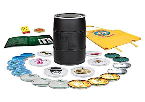 Breaking Bad: The Complete Series 2014 Barrel