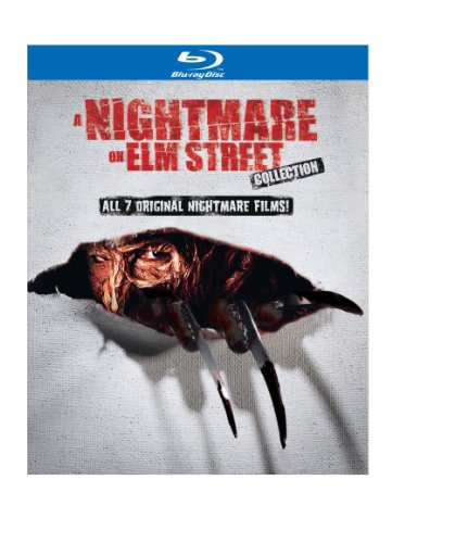 A Nightmare on Elm Street Collection (All 7 Original Nightmare Films + Bonus Disc)