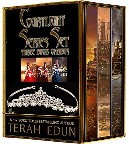 Courtlight Series Boxed Set (Books 1, 2, 3) by Terah Edun