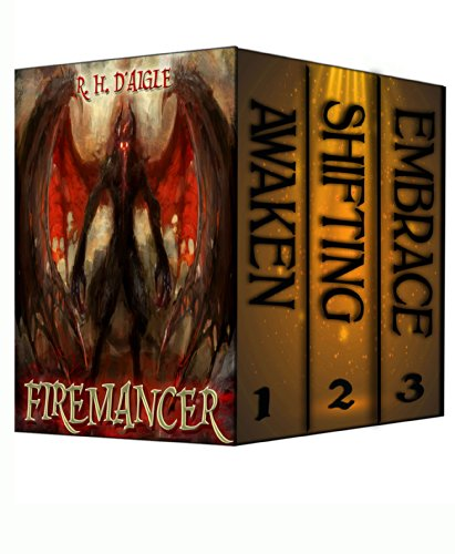 Firemancer Collection (Fated Saga Box Set Book 1) by R. H. D'aigle