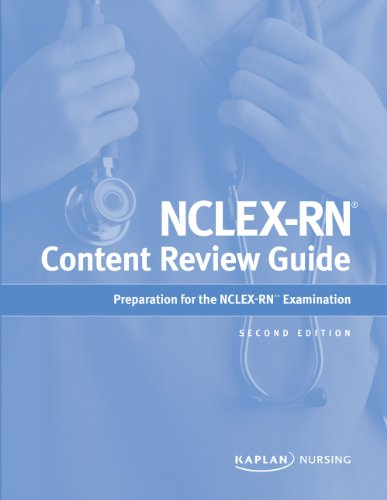 NCLEX-RN Content Review Guide by Kaplan