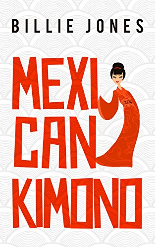 Mexican Kimono by Billie Jones