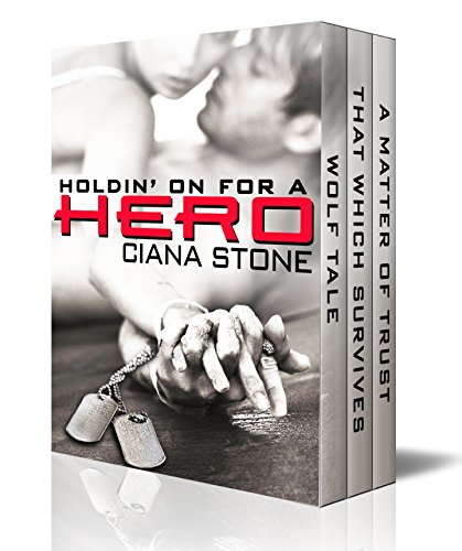 Holdin' On for a Hero by Ciana Stone