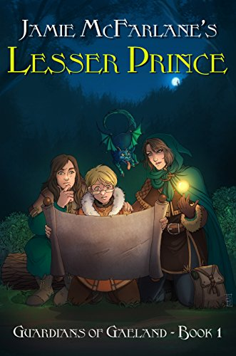Lesser Prince (Guardians of Gaeland Book 1) by Jamie McFarlane